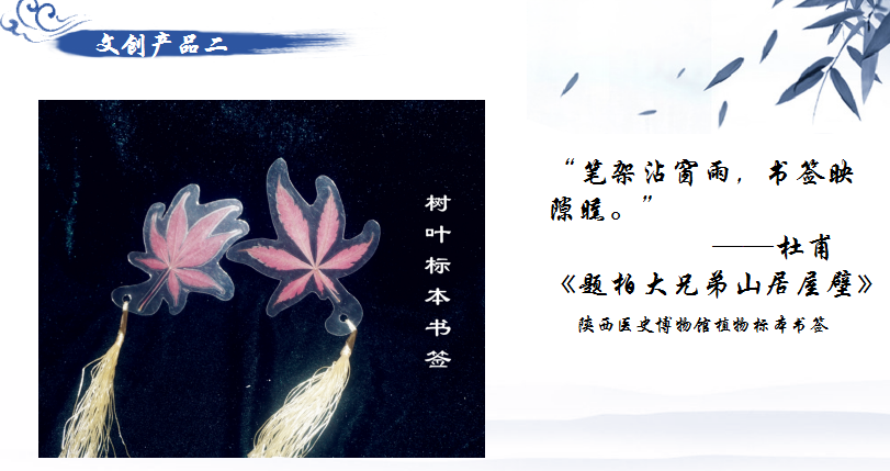陕西医史博物馆文创产品(一)