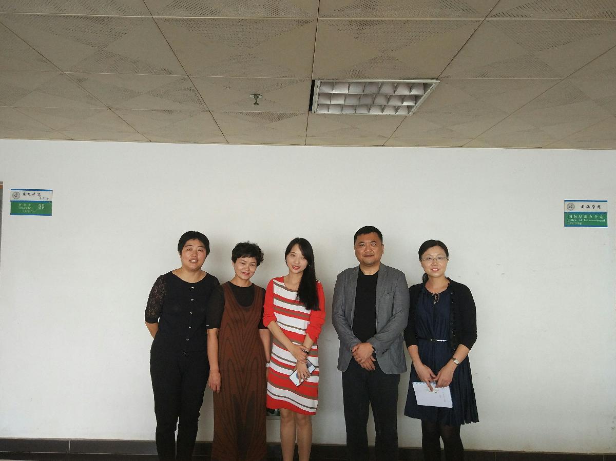 我校赴广州中医药大学调研国际合作交流项目