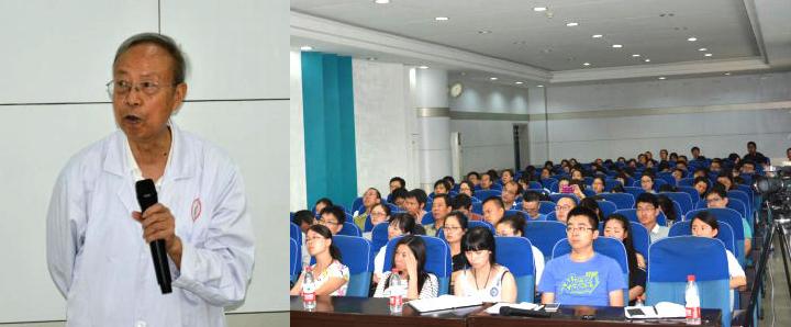 我校举办2015年新进教师系列培训第一讲暨2015年新进教师教学能力强化...
