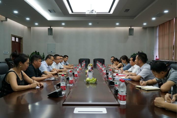 我校与中国移动召开合作共建校园无线网络磋商会