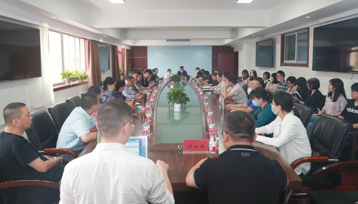 北京邮电大学、福建医科大学等7所院校来我校开展财务工作调研
