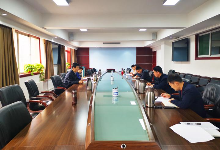 学校召开2021年第一次纪委全委会
