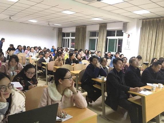药学院举办第四届研究生学术交流会